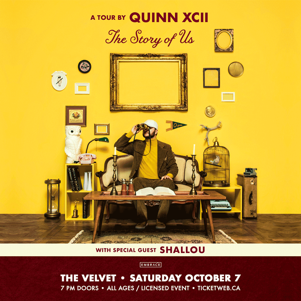 Quinn XCII at Velvet Underground