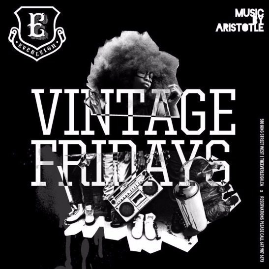 Vintage Fridays - Everleigh Fridays