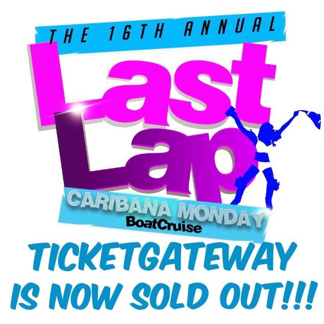 Caribana LAST LAP Boat Cruise (ON LINE TIX SOLD OUT)