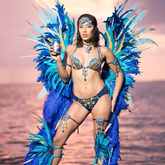 Kalicharan Carnival - LONON BLUE TOPAZ