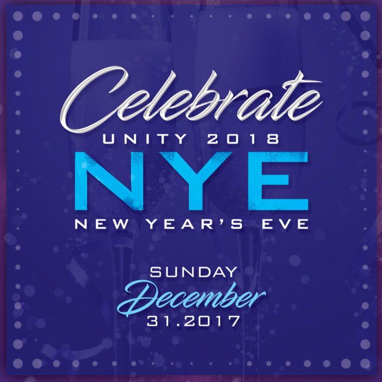 CELEBRATE NYE New Years Eve