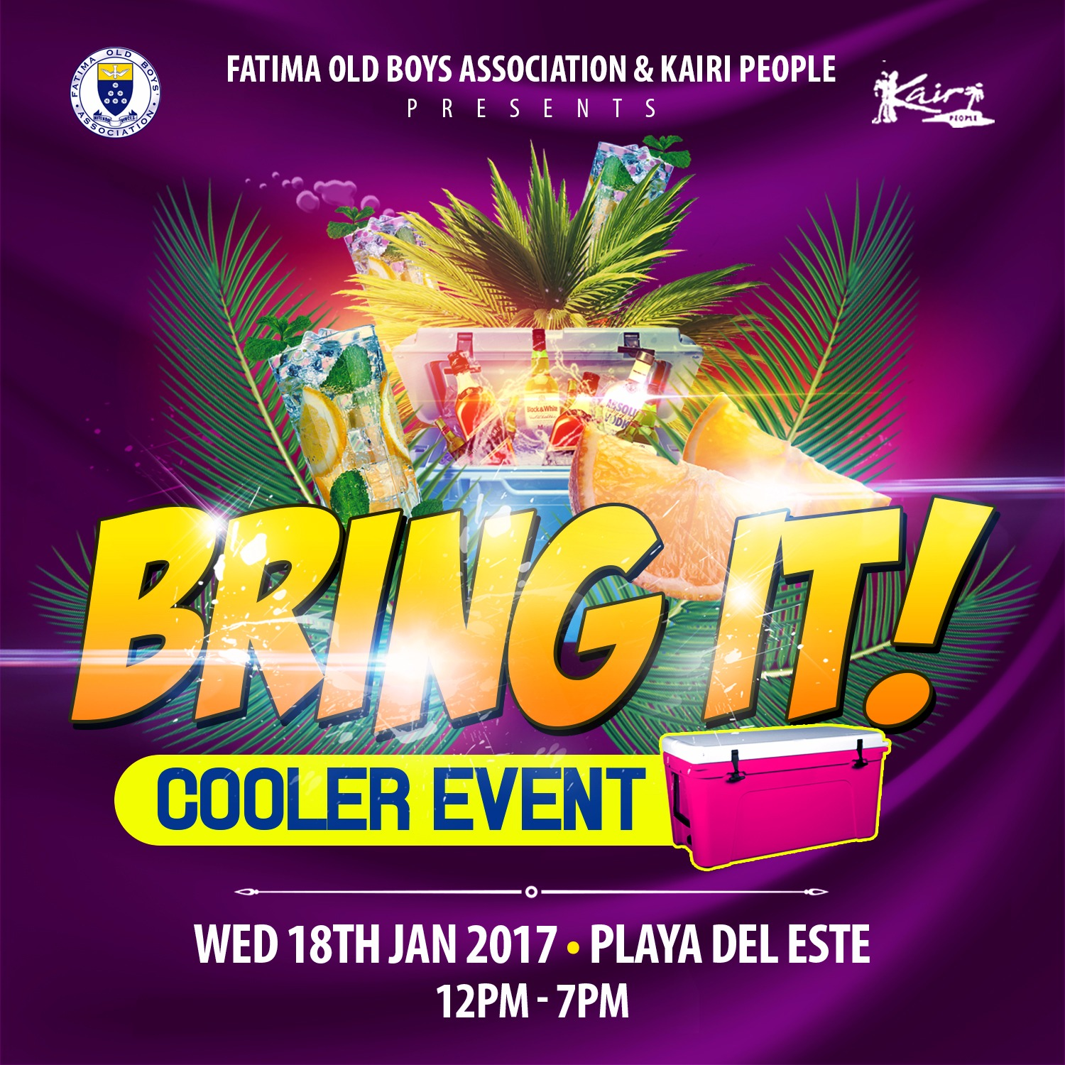Bring It! - Cooler Event
