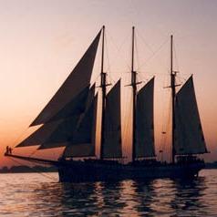Sunset Dinner Cruise Aboard The Tall Ship:  Empire Sandy