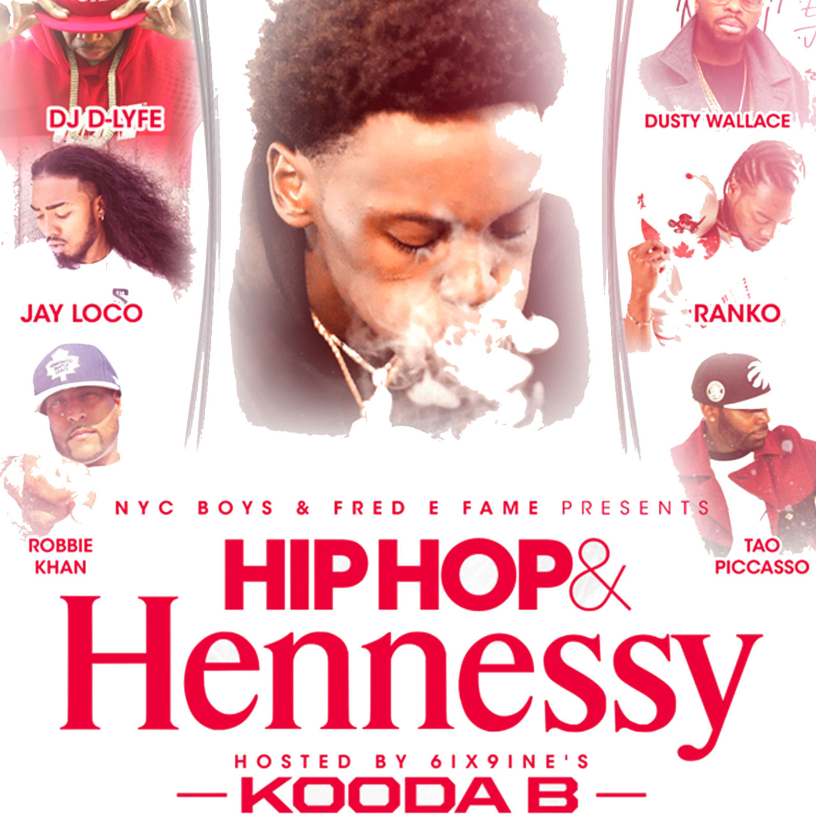 HIP HOP & HENNESSY