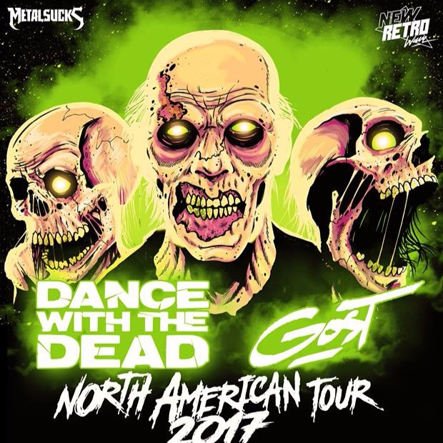 Dance With The Dead at Lees Palace