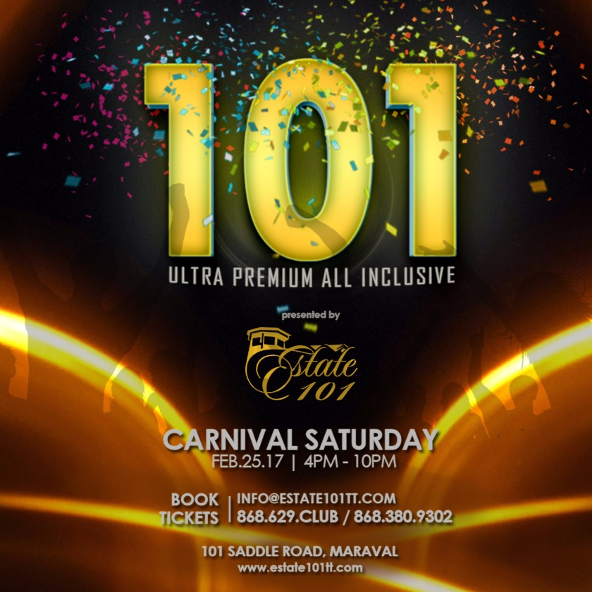 101 ULTRA PREMIUM ALL INCLUSIVE