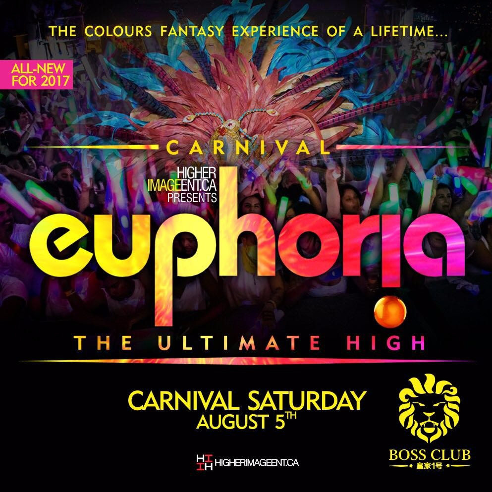 Carnival Euphoria