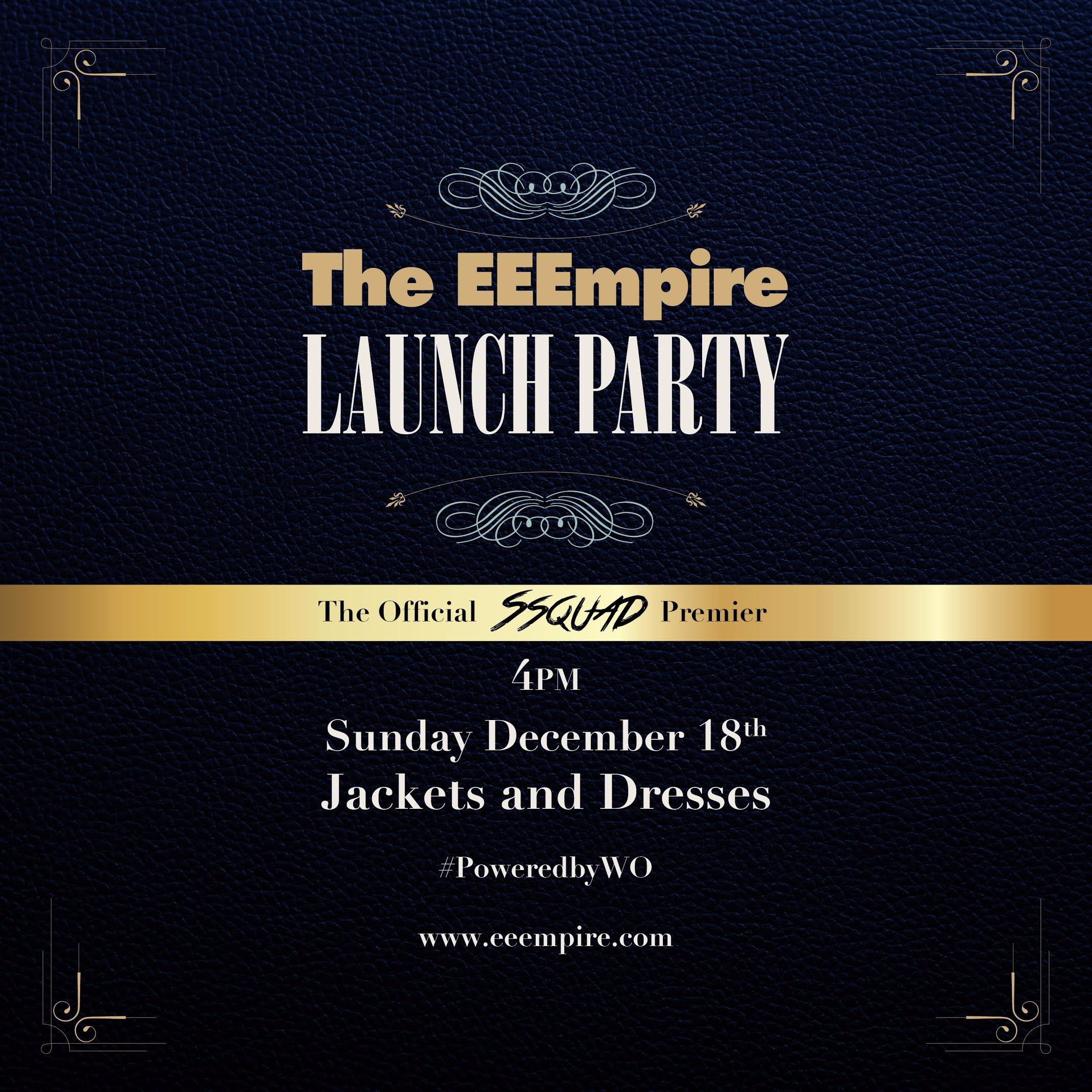 EEEmpire - Launch Party