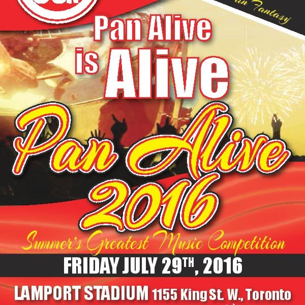 Pan Alive Competition 2016