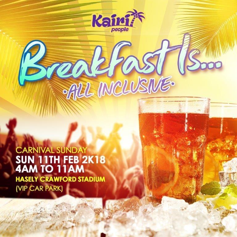Kairi People - Breakfast is..
