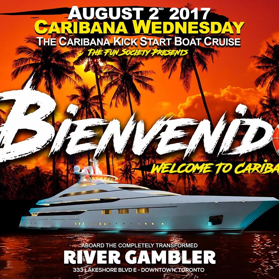 BIENVENIDO - WELCOME TO CARIBANA