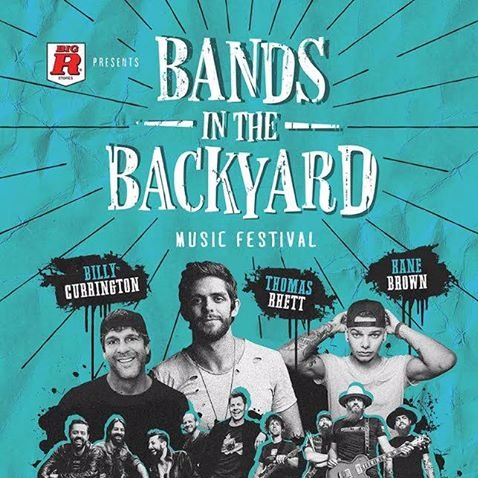 Bands In The Backyard Music Festival 2017 - Bands In The Backyard Music Festival 2017 Colorado Tickets