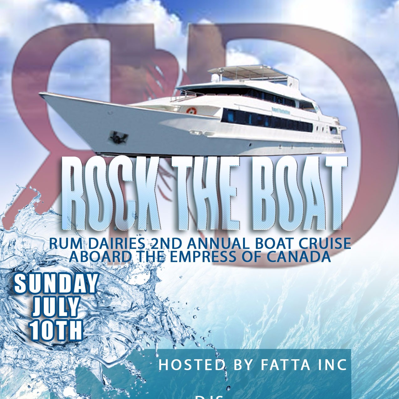 ROCK THE BOAT 2016