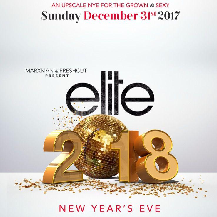 ELITE 2018 NEW YEAR'S EVE
