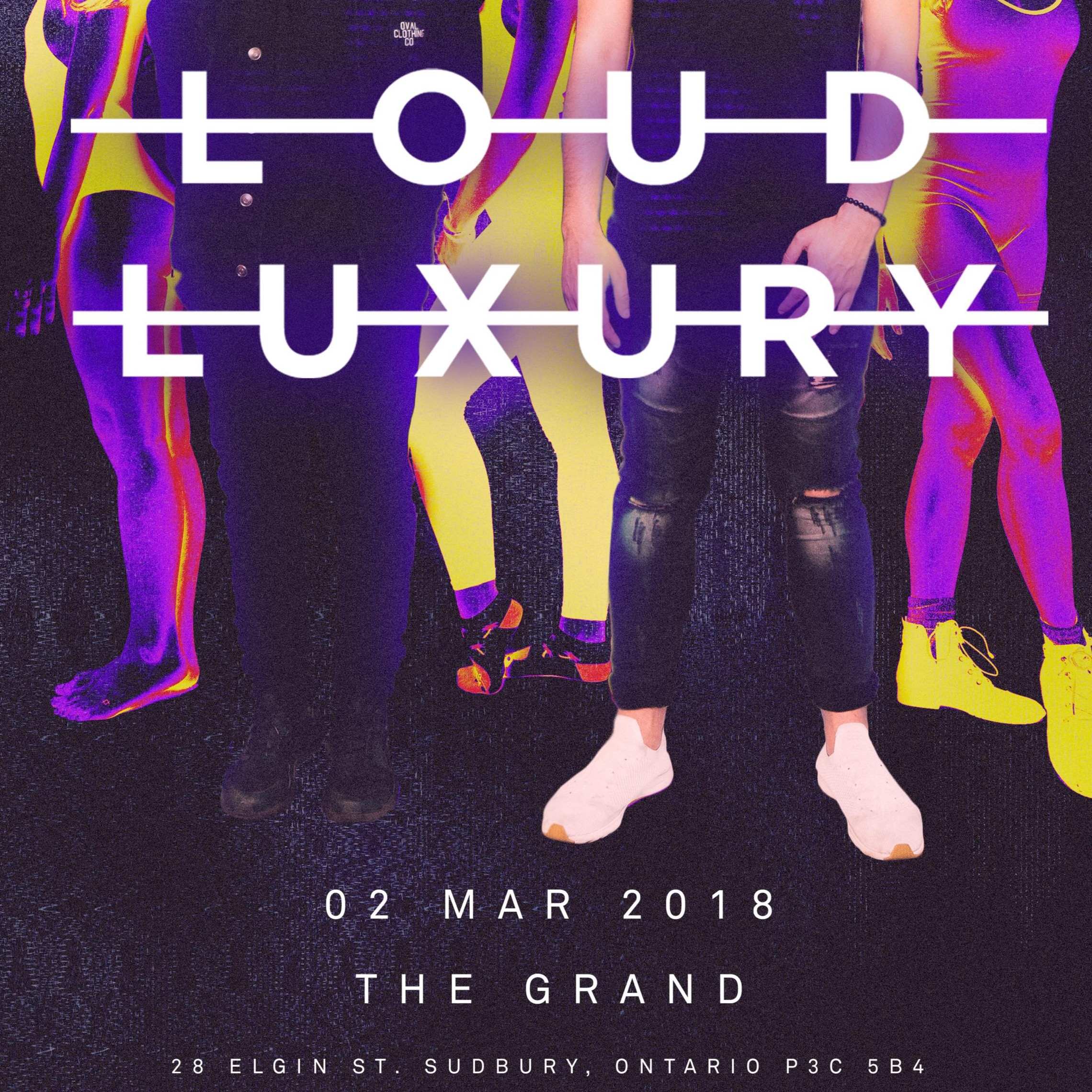 Loud Luxury @ The Grand Body Heat Tour