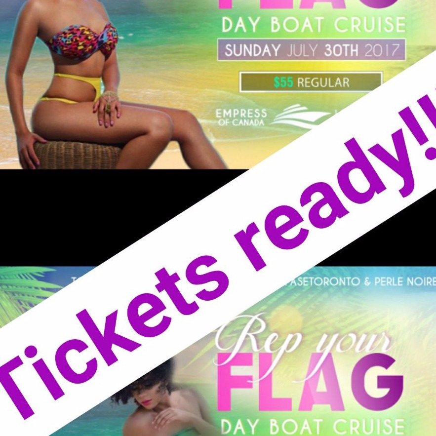 Rep your Flag Boat ride