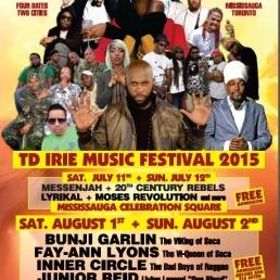 IRIE Music Festival - Mississauga