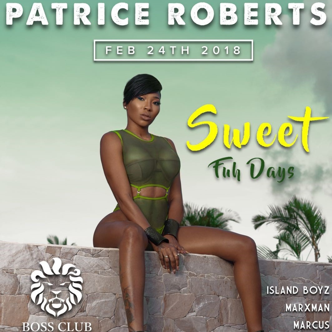 FIRST FETE: Sweet Fuh Days Ft. PATRICE ROBERTS