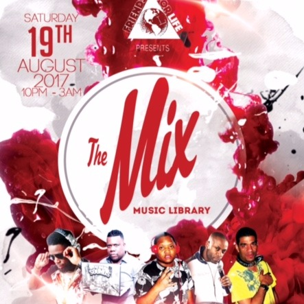 FRIENDS 4 LIFE PROMOTIONS PRESENT  MUSICAL MIX