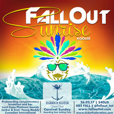 FALL OUT Sunrise Kruise