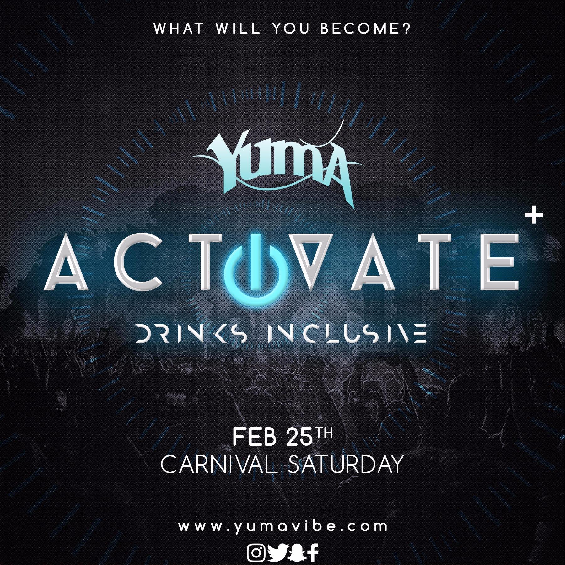 YUMA - Activate