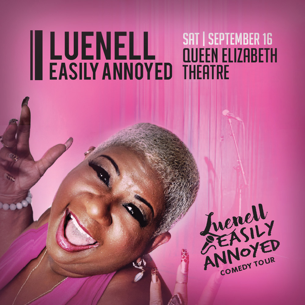 Easily Annoyed feat Luenell (Soul Food Comedy Festival 2017)