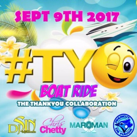 #TY Boat Ride