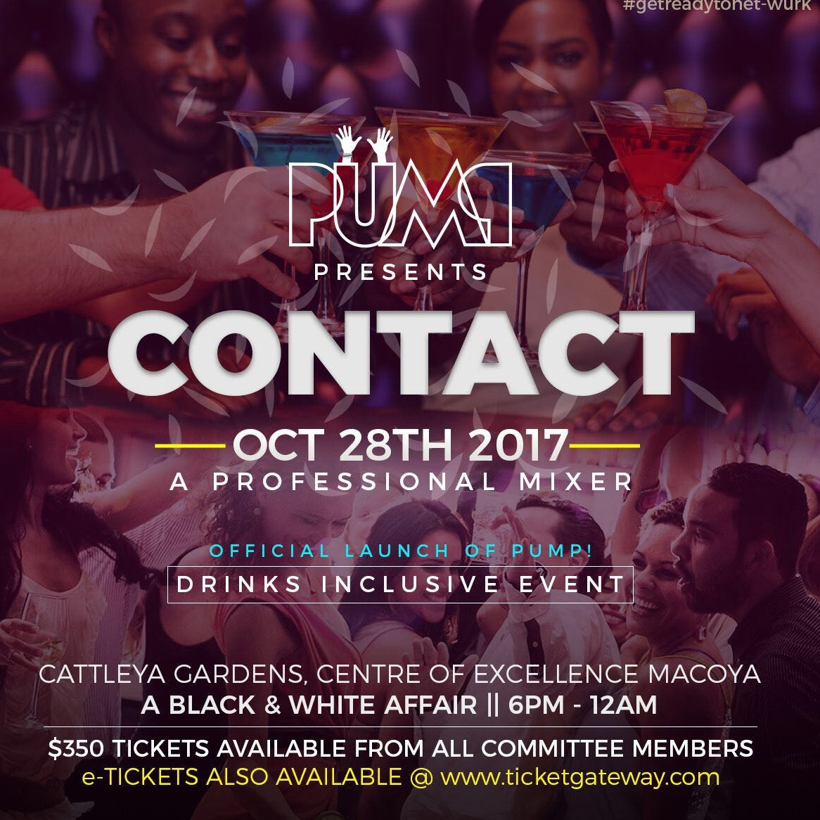 CONTACT - A PROFESSIONAL MIXER PARTY