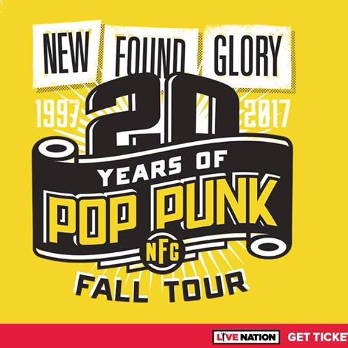 New Found Glory at The Opera House