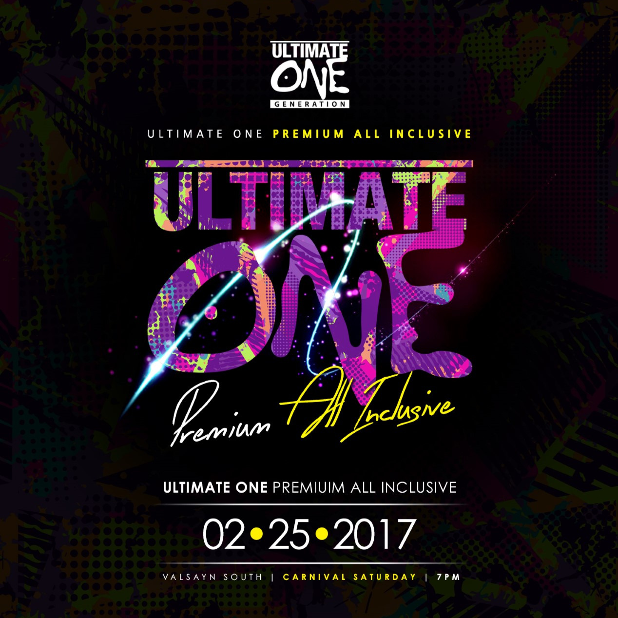 ULTIMATE ONE PREMIUM ALL INCLUSIVE