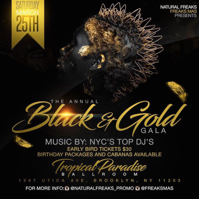 Black & Gold Gala 2017