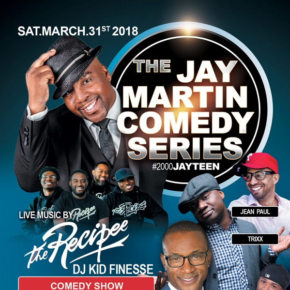 THE JAY MARTIN COMEDY SERIES Part 2