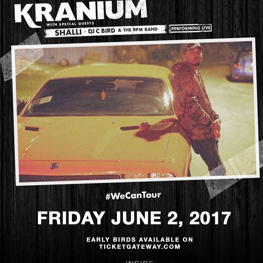 Kranium Live Inside Nugget Banquet Hall