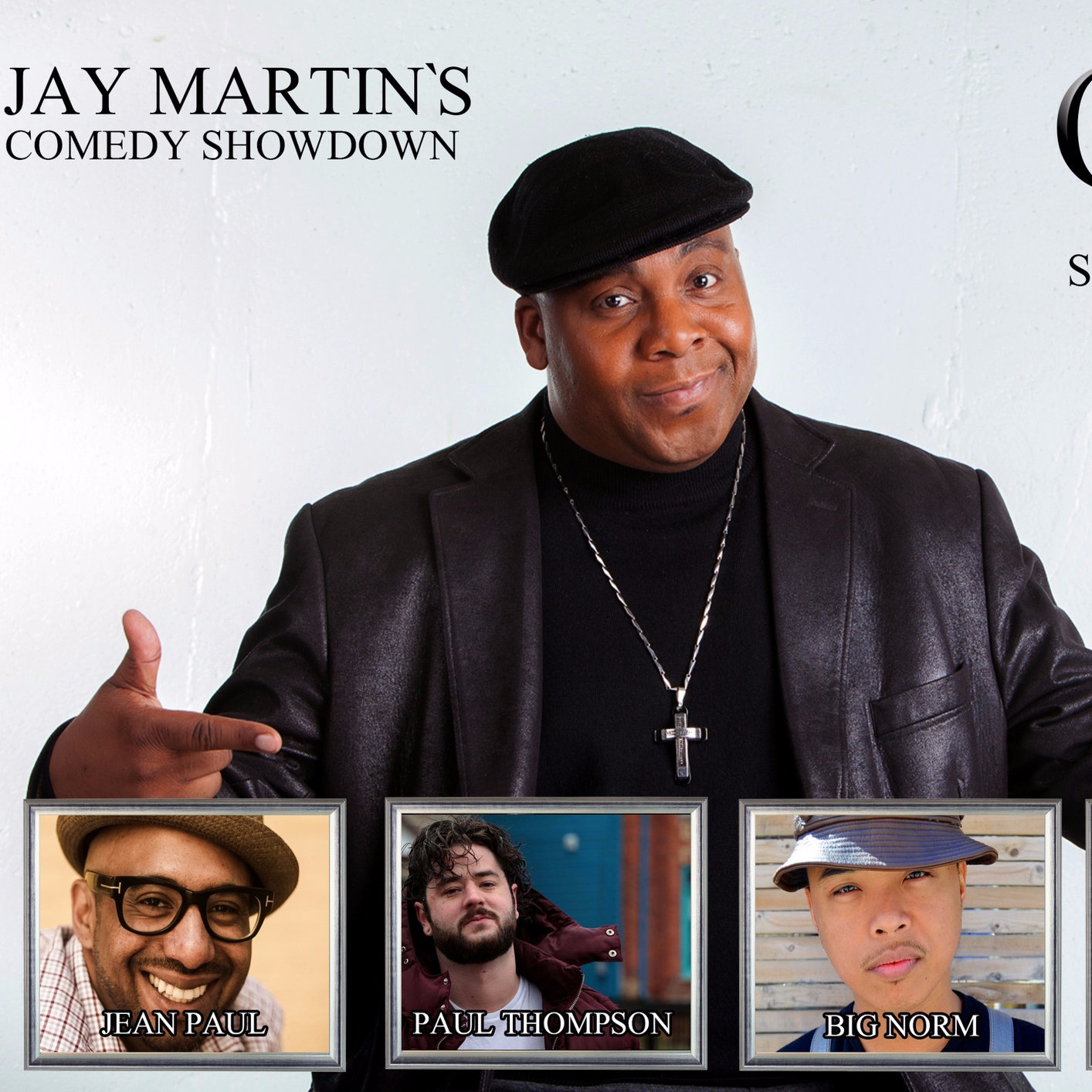 JAY MARTIN'S COMEDY SHOWDOWN