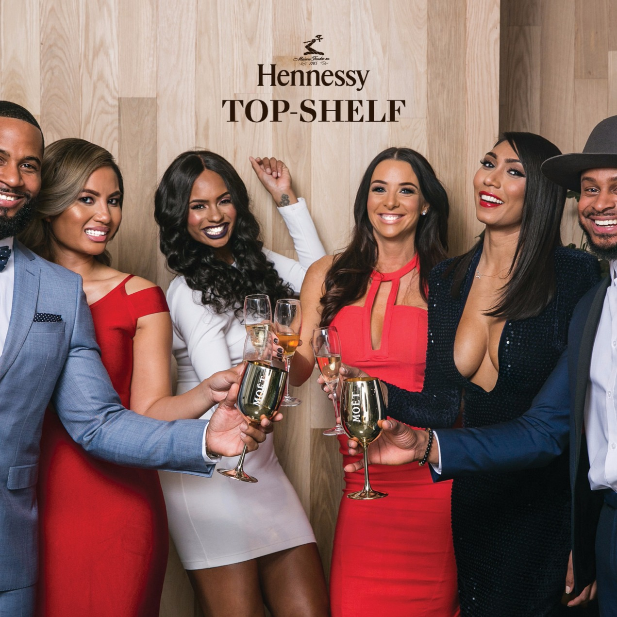 Hennessy Presents TOP-SHELF
