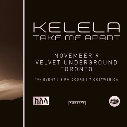 Kelela at Velvet Undeground