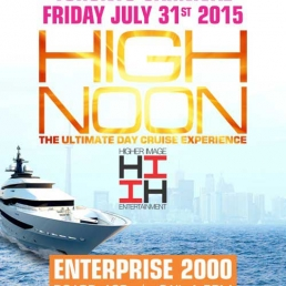 High Noon Ultimate Day Cruise