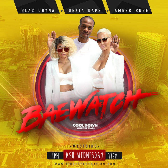 Baewatch Cooler Fete