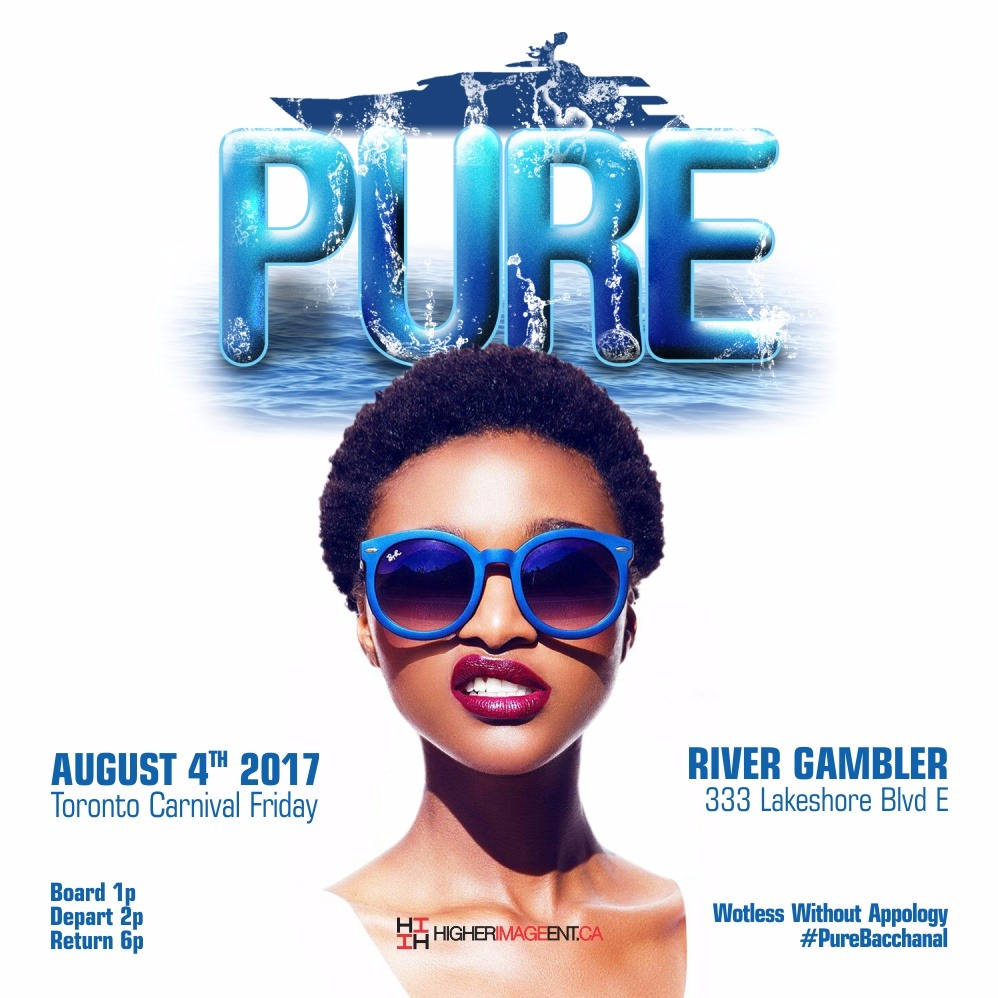 PURE THE DAY CRUISE 2017