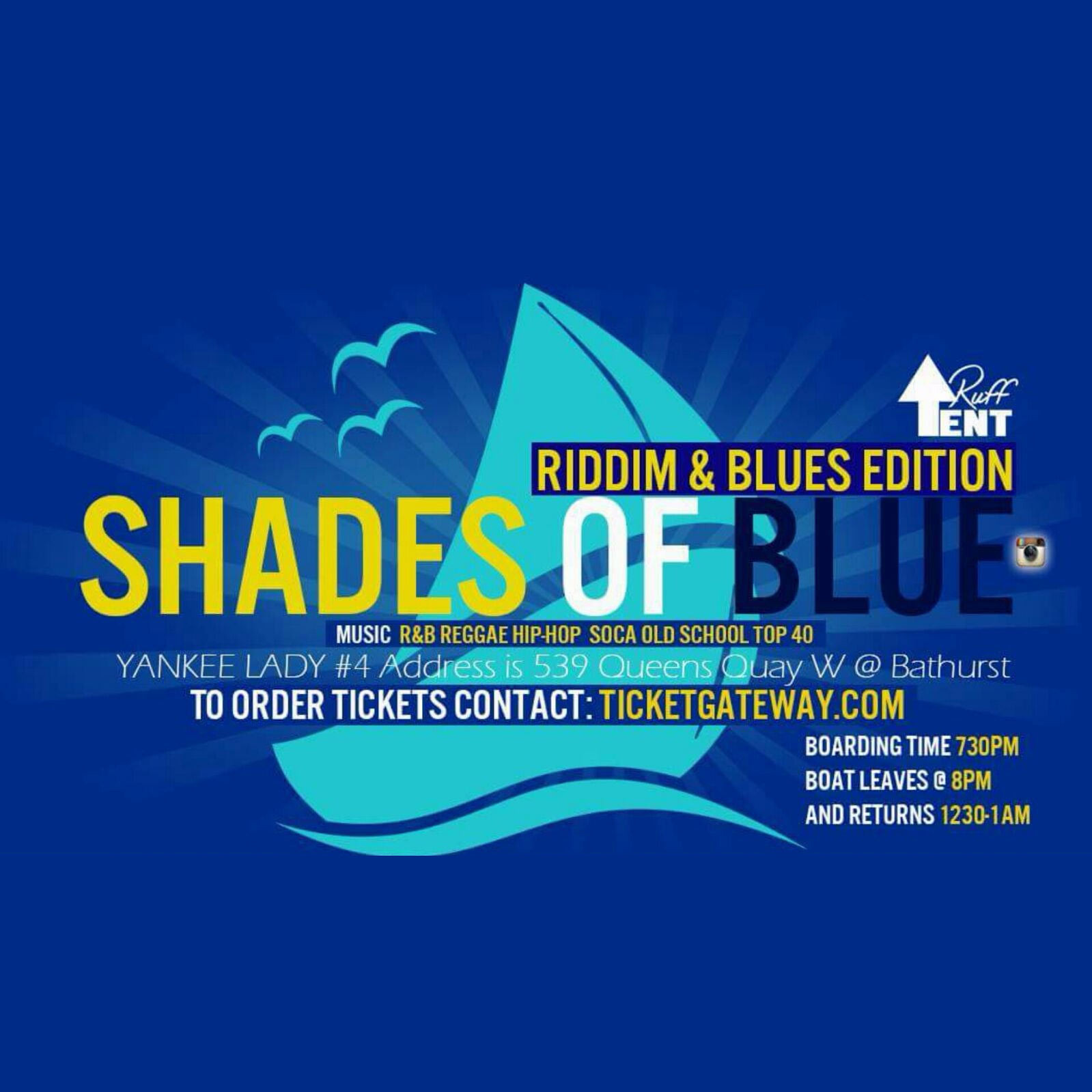 SHADES OF BLUE 2016