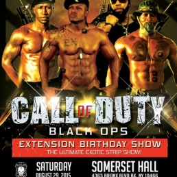 AMW CALL OF DUTY BLACK OPS