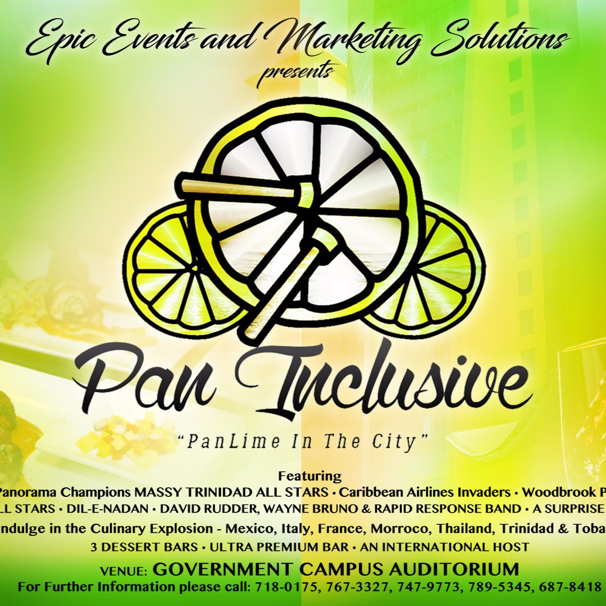 Pan Inclusive