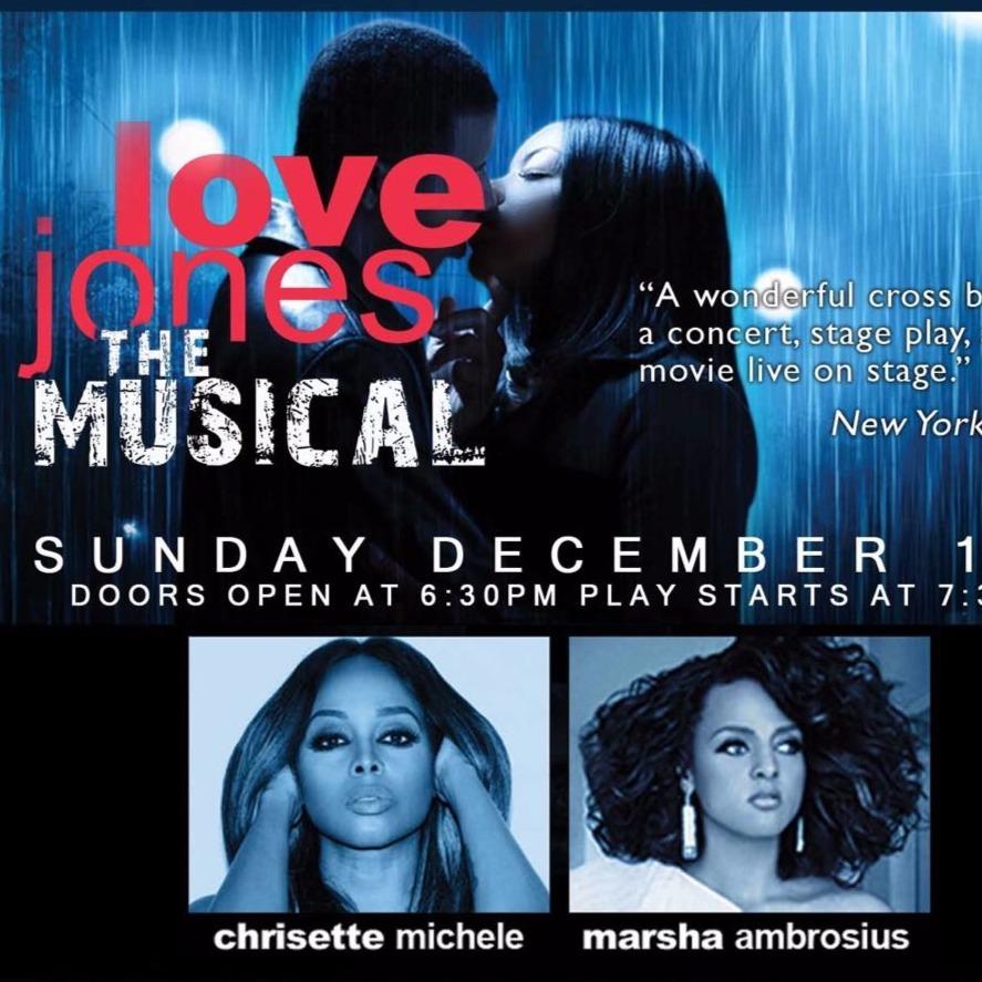 Love Jones in TORONTO (The Musical)