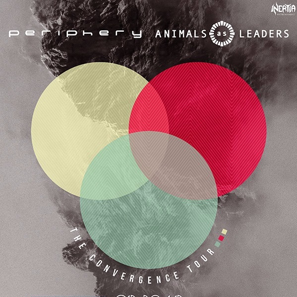 Animals As Leaders & Periphery at London Music Hall