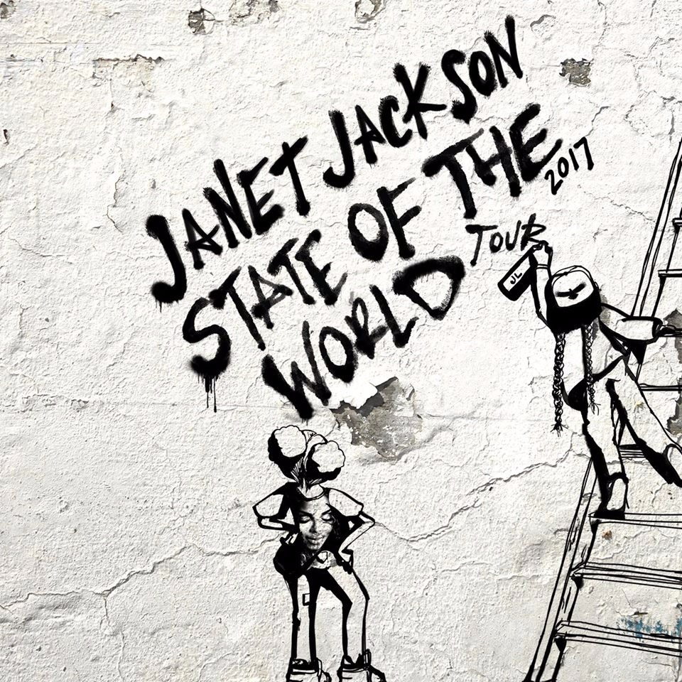 Janet Jackson: State of the World Tour at Air Canada Centre