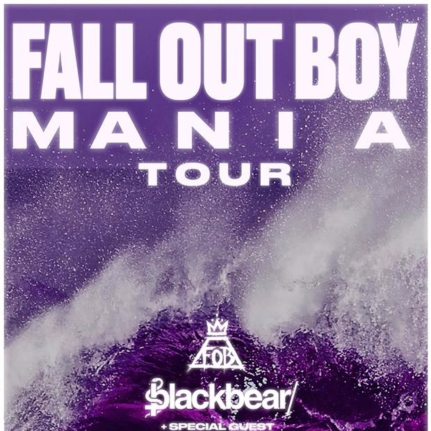 Fall Out Boy: The M A N I A Tour at Air Canada Centre