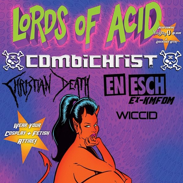 Lords Of Acid at The Opera House