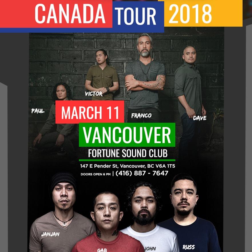 URBANDUB & FRANCO LIVE IN VANCOUVER!