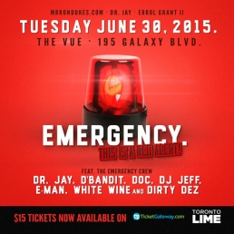 EMERGENCY - This Is A RED ALERT