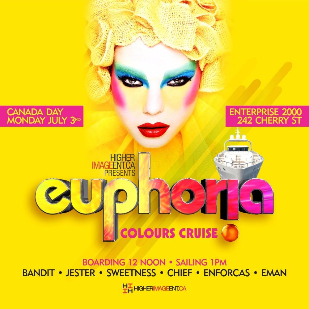 EUPHORIA - Colours Cruise